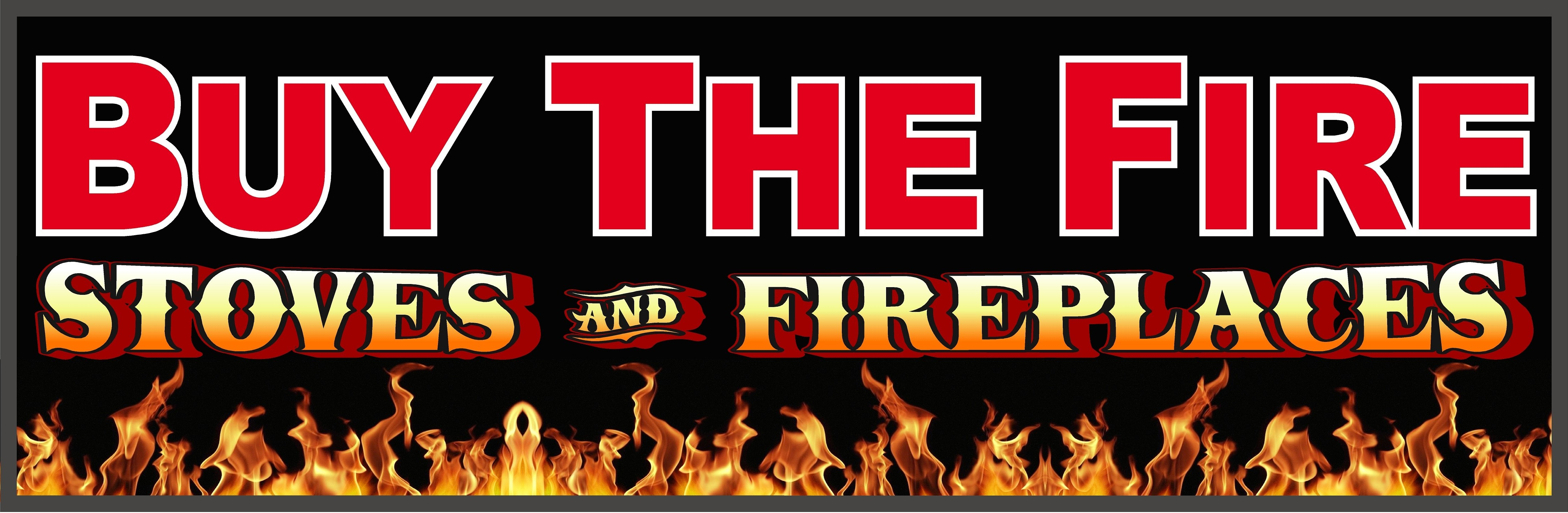 Buy the Fire logo